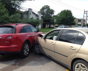 Two-Car Wreck